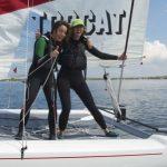 Groepslogo van Deelnemers Catamaran- en Jeugdzeilweekeinde 2019 - besloten groep